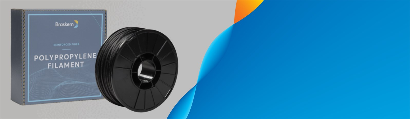 Braskem's carbon fiber reinforced PP filament is available on the Ultimaker Marketplace.